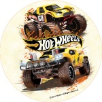 Hostija Hot Wheels 02