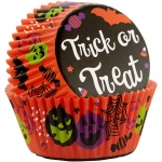 Papirnate posodice Trick or Treat 75/1 Halloween