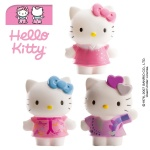 Set figur Hello Kitty 3 kom